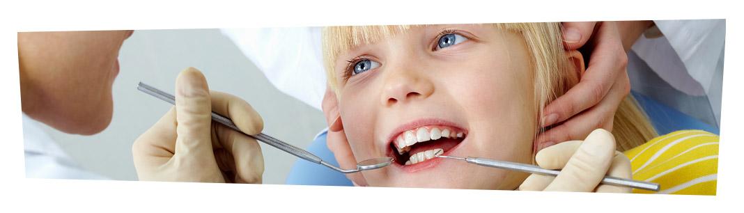Детский стоматолог в Новосибирске - клиника Гранат