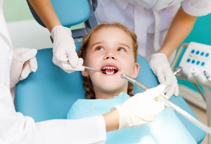 Удаление молочных зубов детская стоматология Гранат